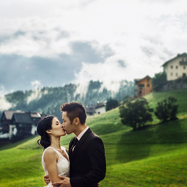 Trentino Alto Adige For Weddings